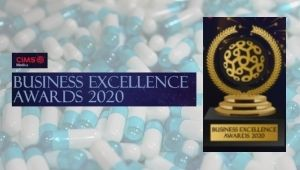 Pharma Company Of The Year Award For Innovative Marketing Practices At CIMS Business Excellence Awards