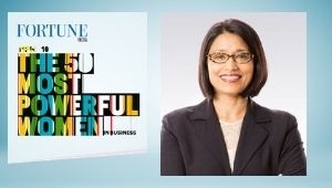 Vinita Gupta Ranked #7 Among Most Powerful Women In Business In India By Fortune India 2020