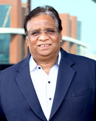 Mr Rajendra Chunodkar | President, Manufacturing Operations