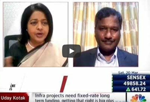 Ramesh Swaminathan on the jury panel discussions of CNBC TV18 India Risk Management Awards