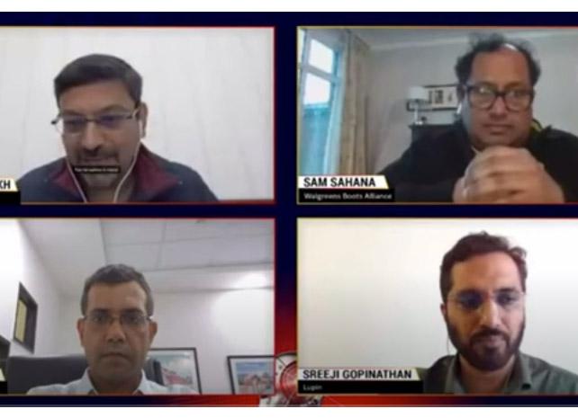 ET Edge Global Digital League 29 Dec 2020 Mr Sreeji Gopinathan