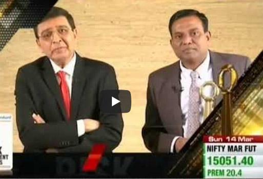 CNBC Awaaz India Risk Management Awards – Sunil Makharia and Suresh Chettiar