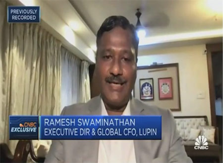 Mr. Ramesh Swaminathan on CNBC International