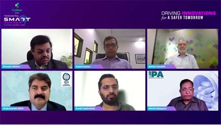 Sreeji Gopinathan in the ET Smart Pharma Virtual Summit's CIO Panel