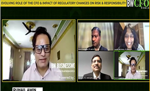 BW Businessworld CFO Finance Strategy – Mr. Ramesh Swaminathan